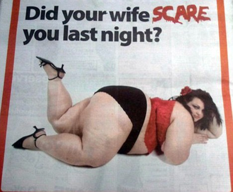 Do Fat Women Make Repulsive Sexual Partners  According To      Dating